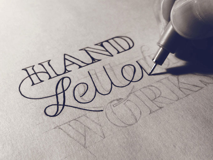 Hand Lettering for Beginners Creative Market Blog