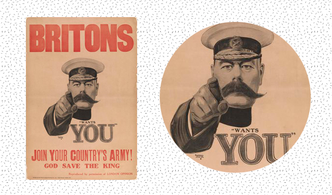 Top Posters In History - BRITONS Wants You