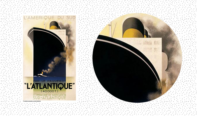 Top Posters In History - L'Atlantique