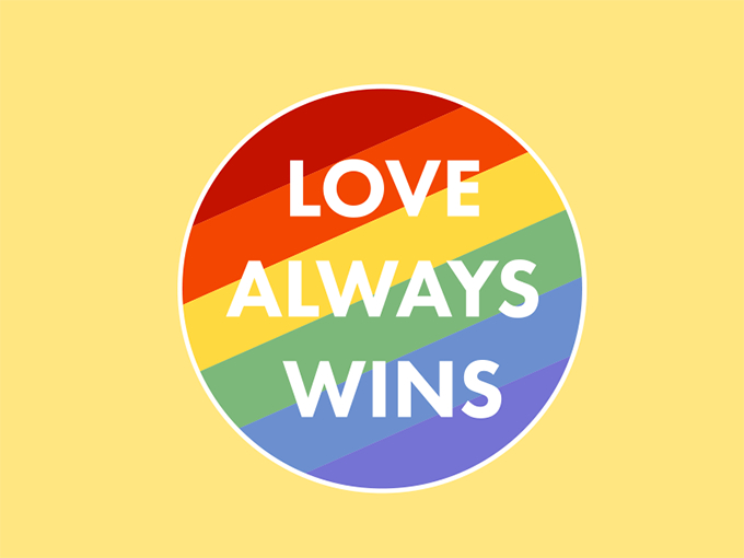 Love wins love always wins meaning