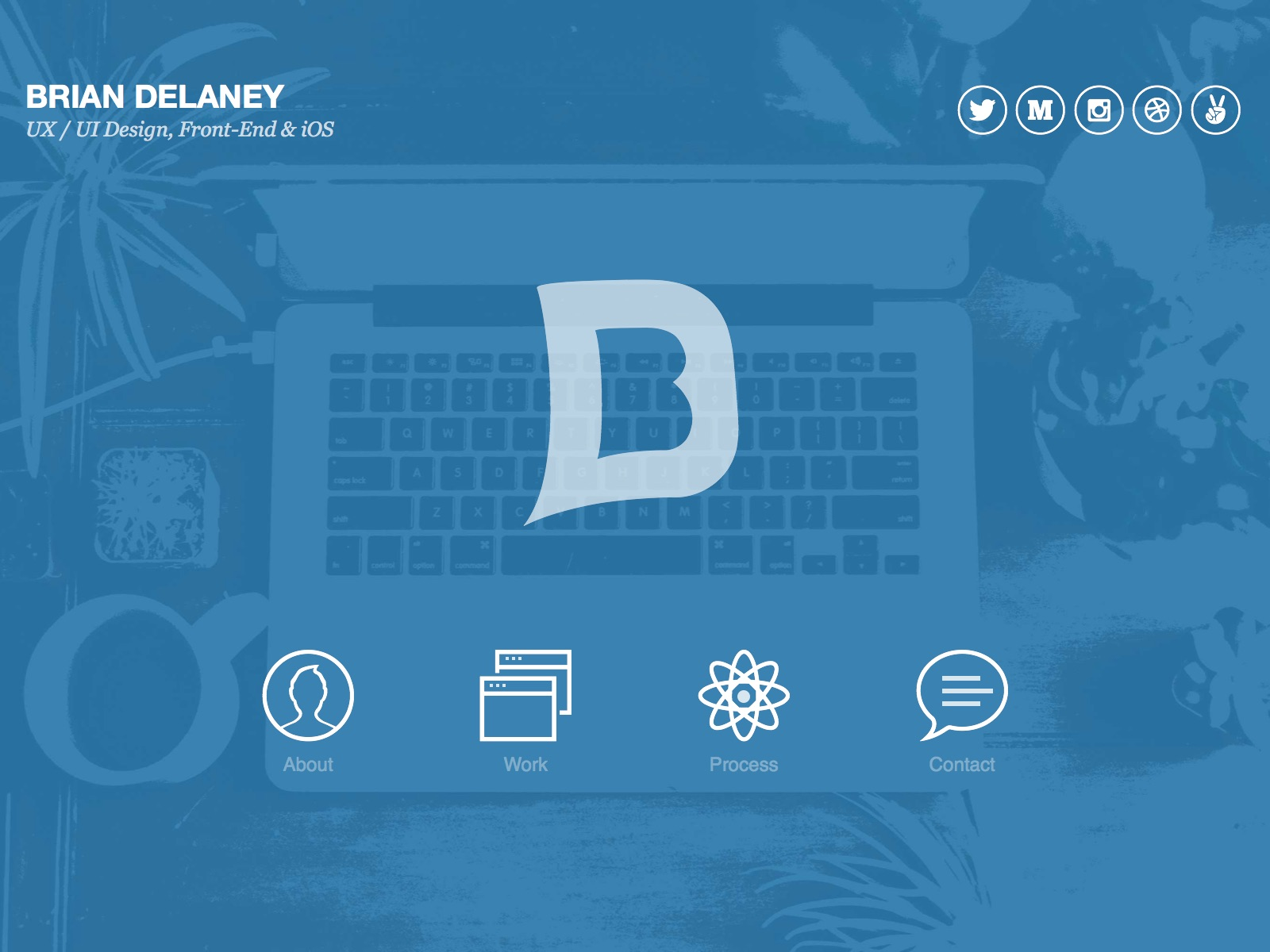 Brian Delaney - UX / UI Designer and Front-End Dev in San Francisco, California