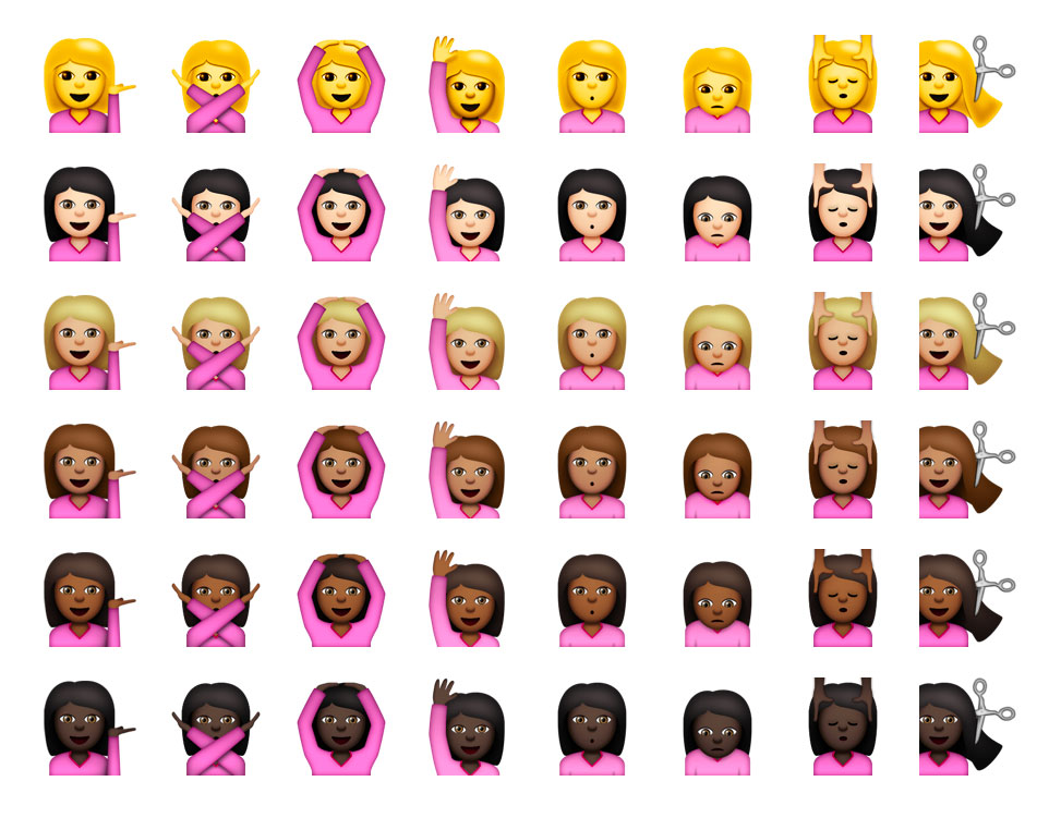 Meet the Graphic Designers Behind the Emojis We Love ~ Creative ...
