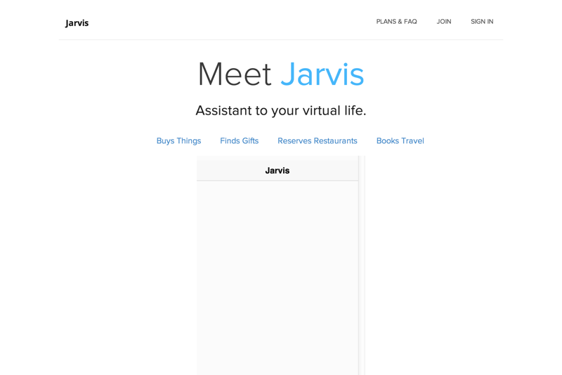 Jarvis - Your SMS Personal Assistant (20150727)