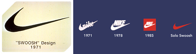 detailed look 520f0 d0f5f How did the Nike Swoosh come to be
