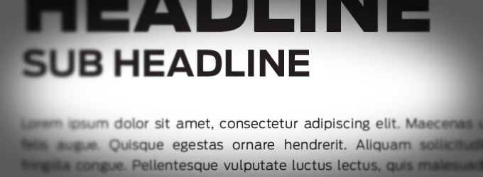 5 Most Important Typography Rules Creative Market Hierarchy 2015