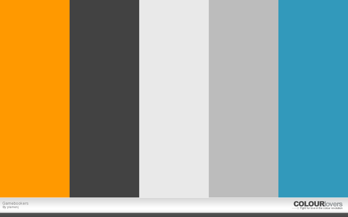 20 bold color palettes to try this month august 2015 for Natural paint color palette
