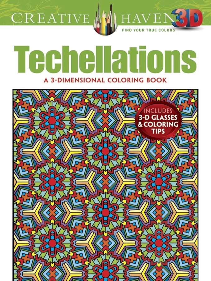 15 Fantastic Coloring Books For Adults ~ Creative Market Blog