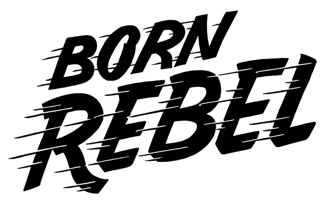 Born Rebel — Jen Mussari Interview