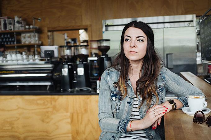 Portrait — Jen Mussari Interview