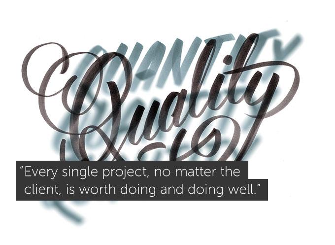 Quality over Quantity — Jen Mussari Interview