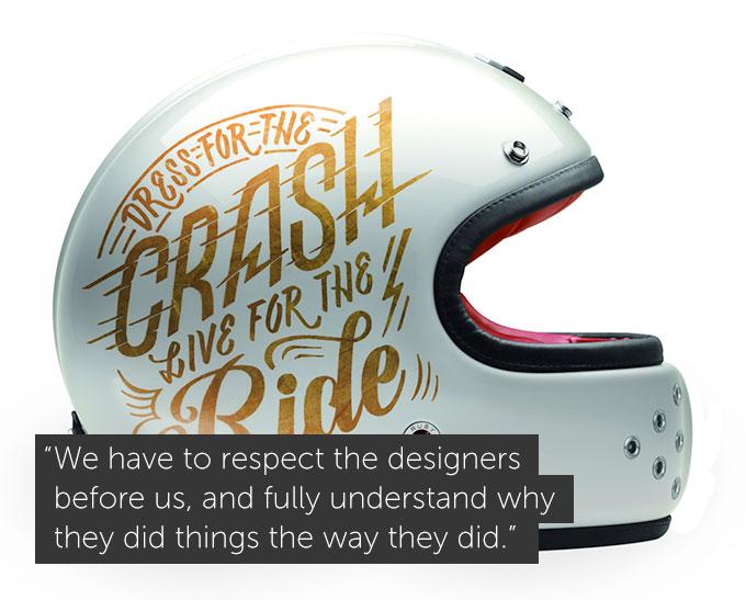 Helmet Quote — Jen Mussari Interview