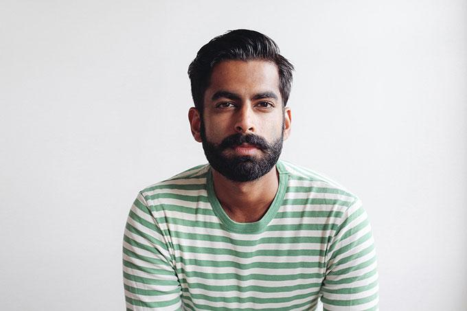 Karan Portrait — Karan Singh Interview