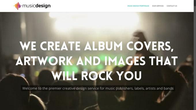 Album Cover Designs