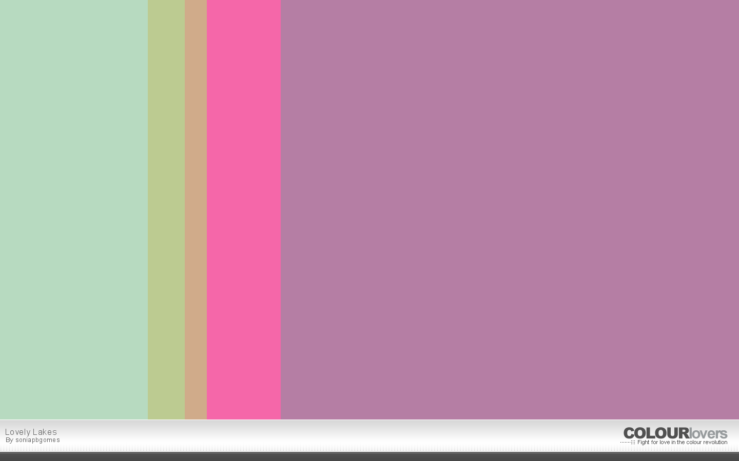 20 bold color palettes to try this month september 2015