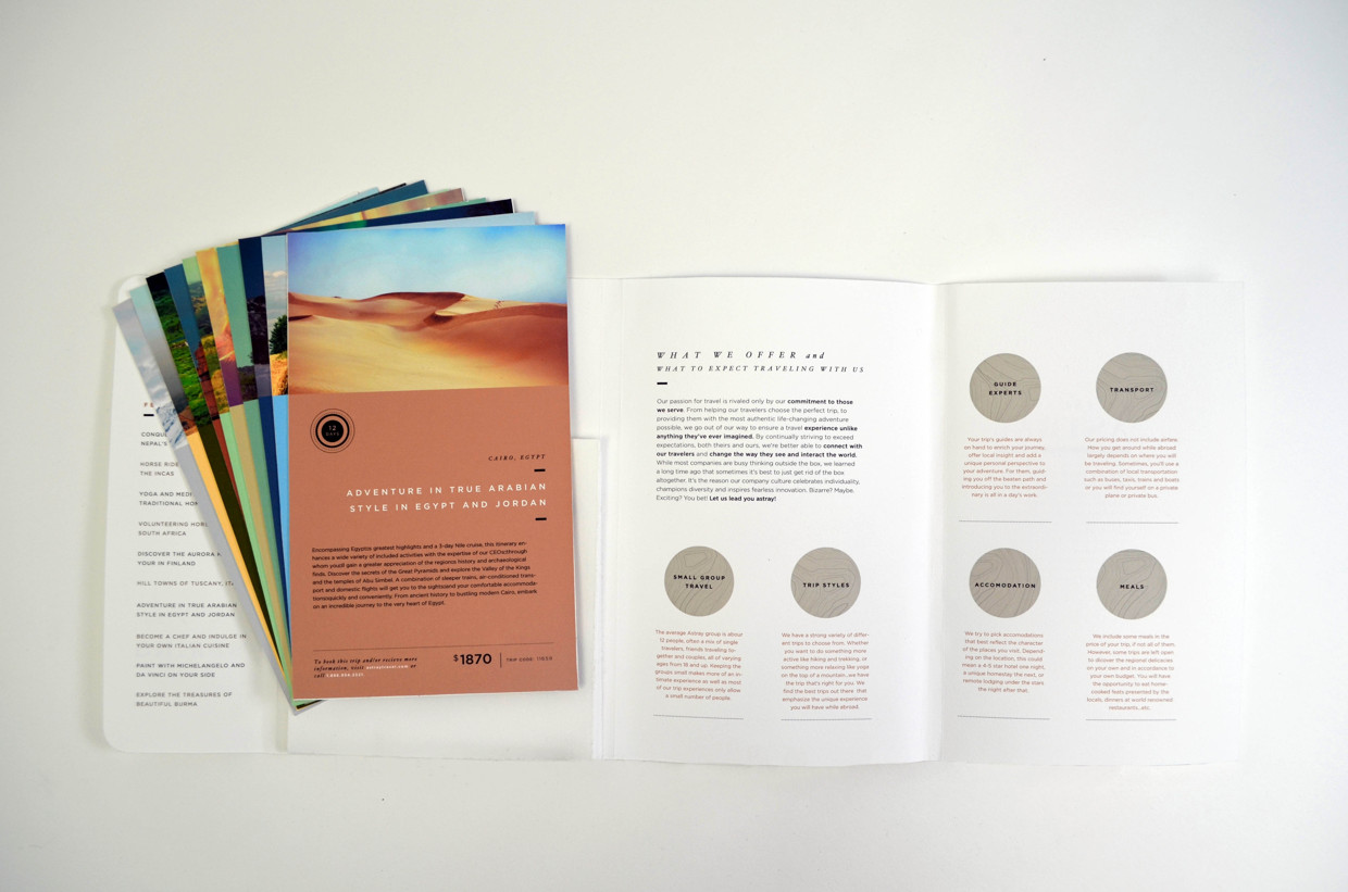 How to design a stunning brochure 30 expert tips and for Travel brochures templates