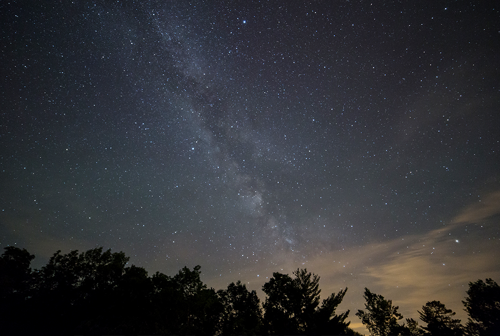 Milky Way by Adrian Pelletier