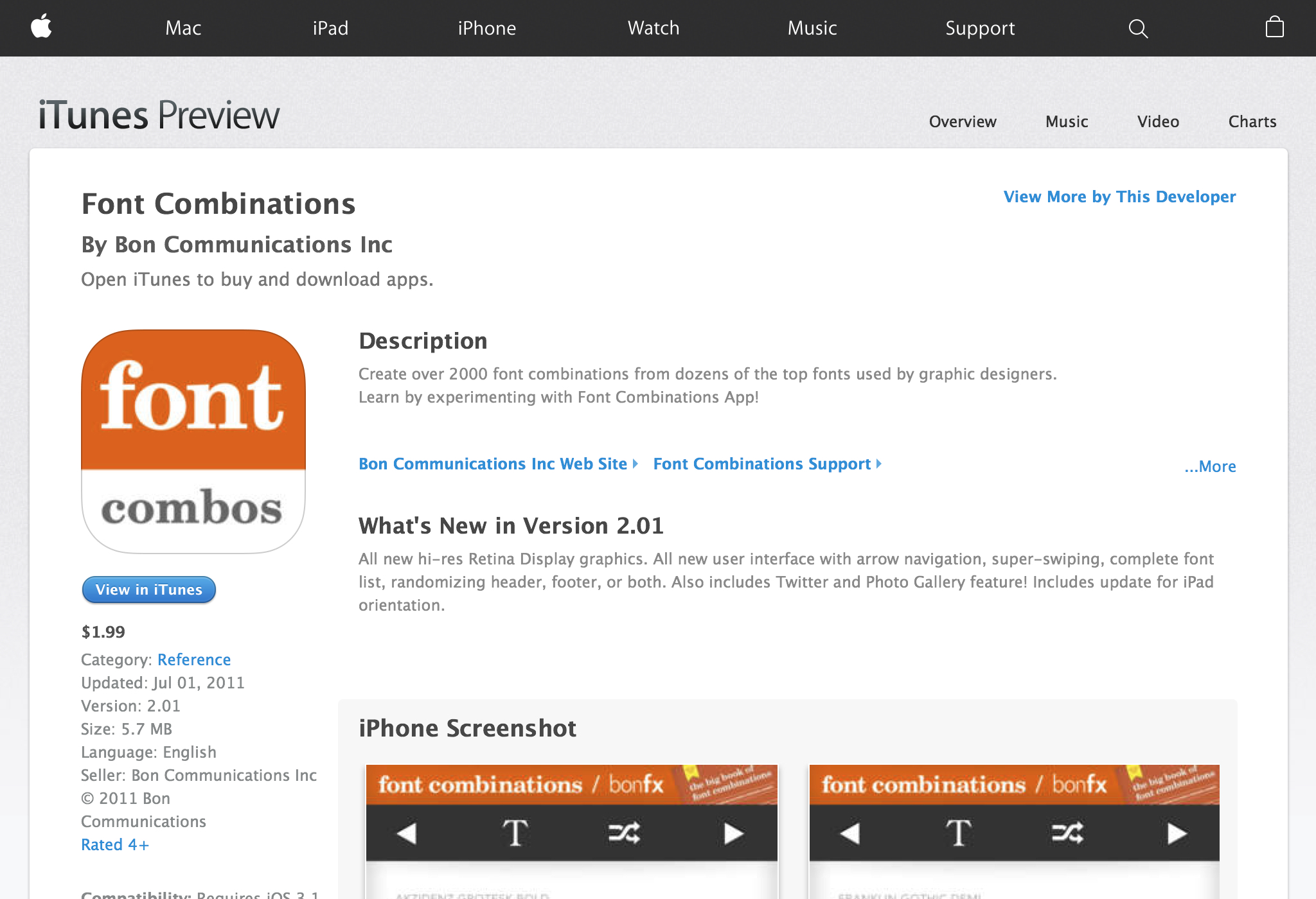 Read reviews, compare customer ratings, see screenshots, and learn more about Font Combinations. Download Font Combinations and enjoy it on your iPhone, iPad, and iPod touch.