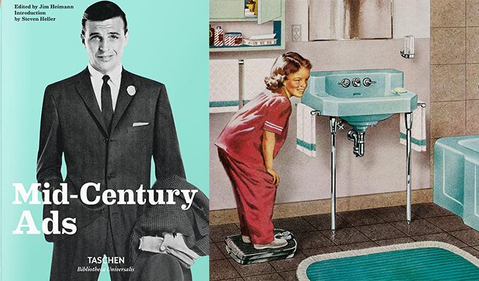 Mid Century Ads Book