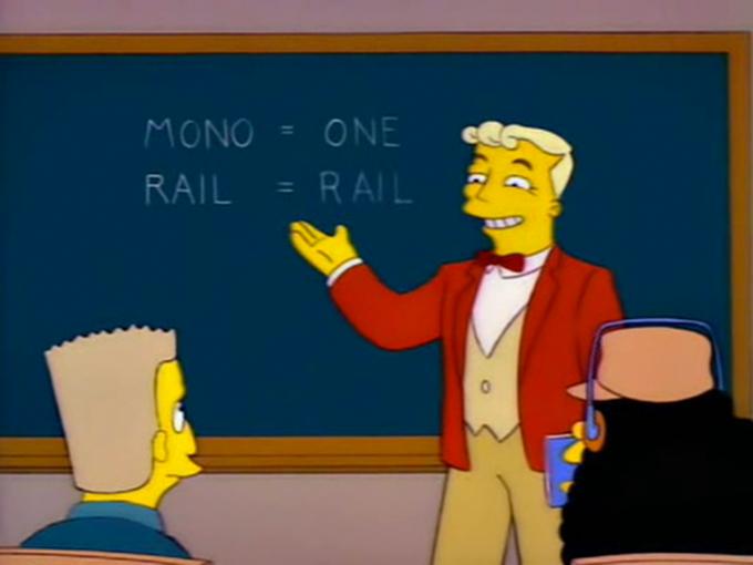 MonoSimpsons