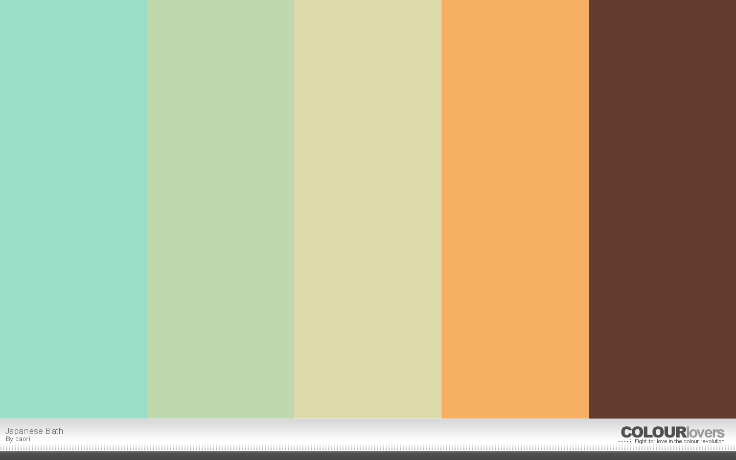 20 Bold Color Palettes To Try This Month November 2015 Creative