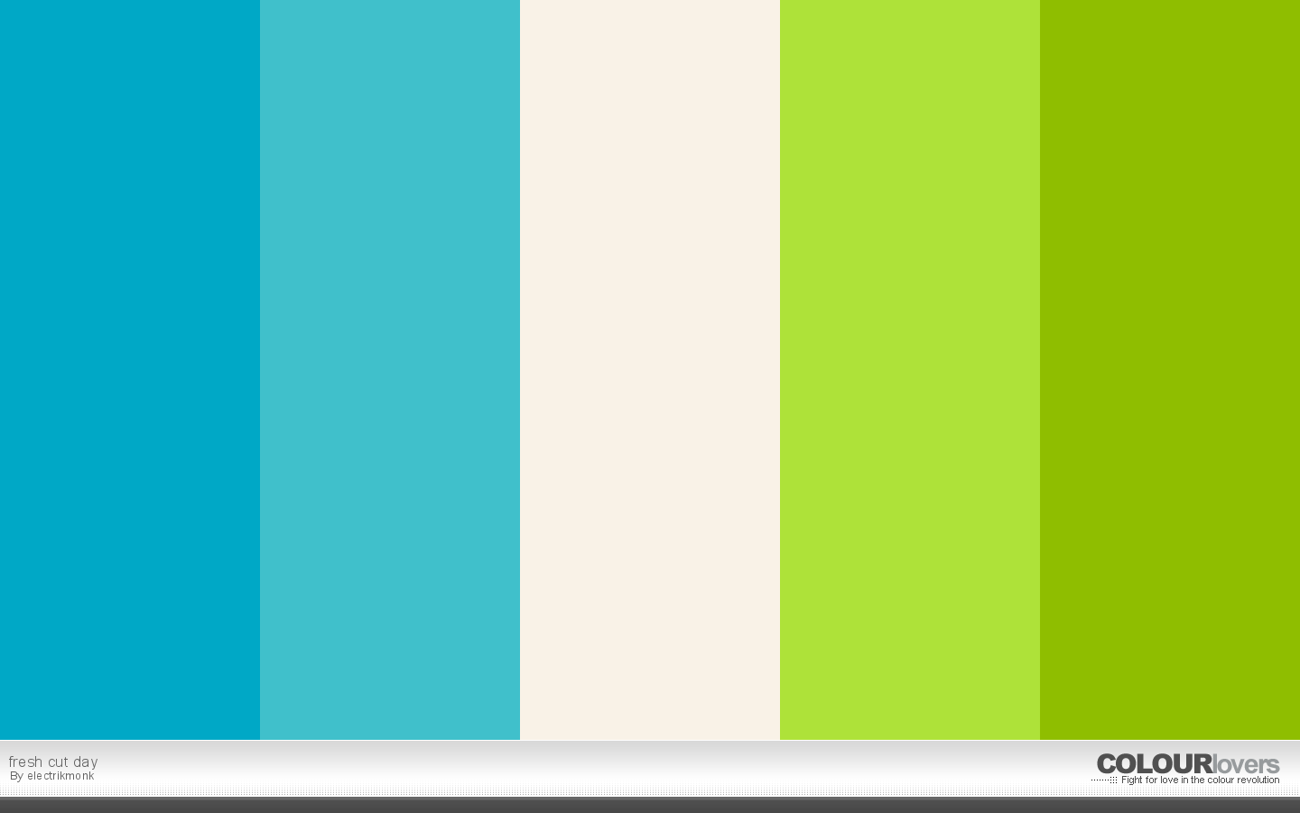 20 Bold Color Palettes to Try This Month: November 2015 ~ Creative ...