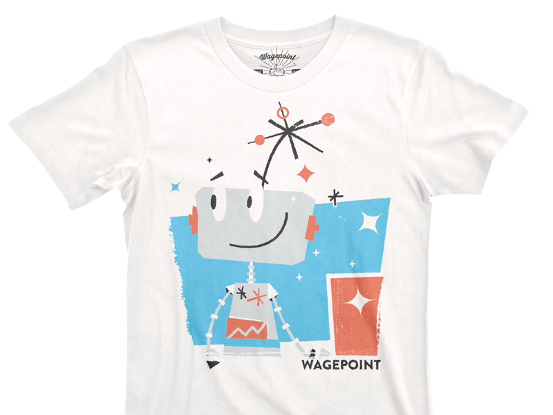 Wagepoint Shirts! by Kirk Wallace