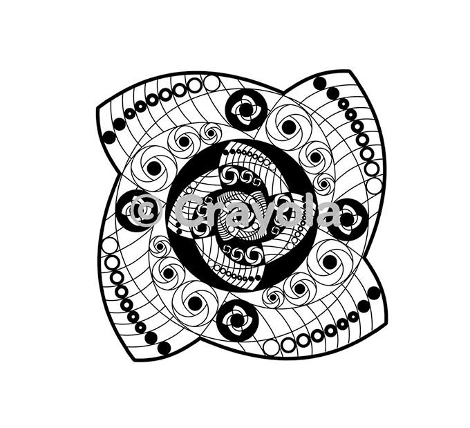 Start Coloring With Crayolas New Line Of Coloring Books For Adults Creative Market Blog