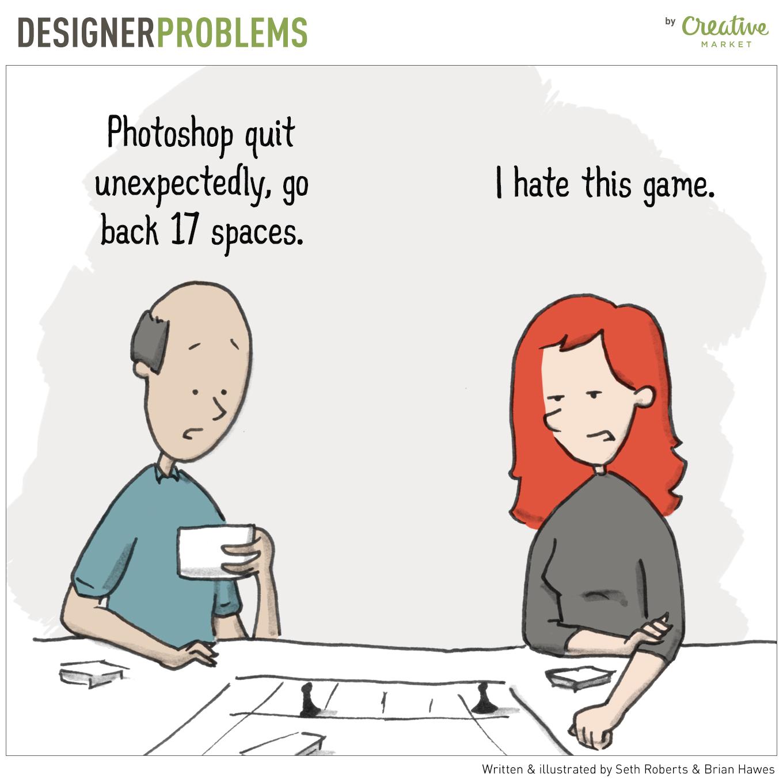 Designer Problems Creative Market