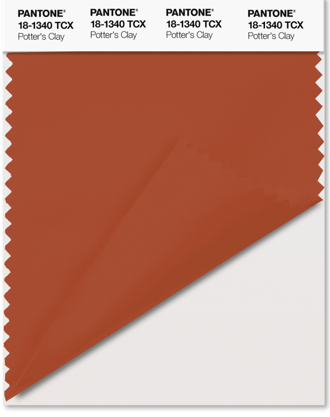 It's Official: Pantone Has Chosen The Top 10 Colors For Fall
