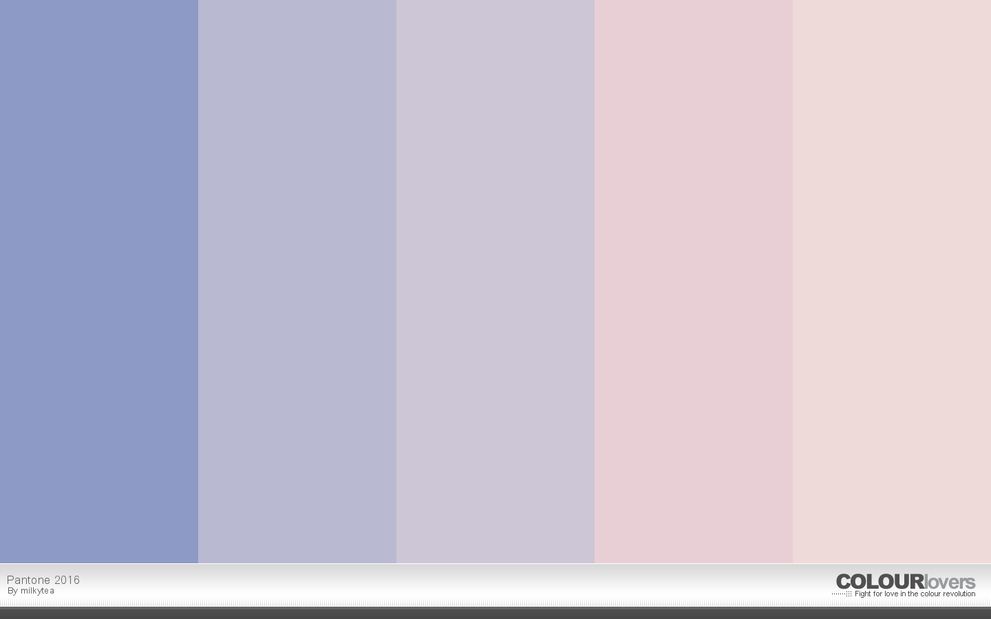 20 Pink Blue Color Palettes To Try This Month March
