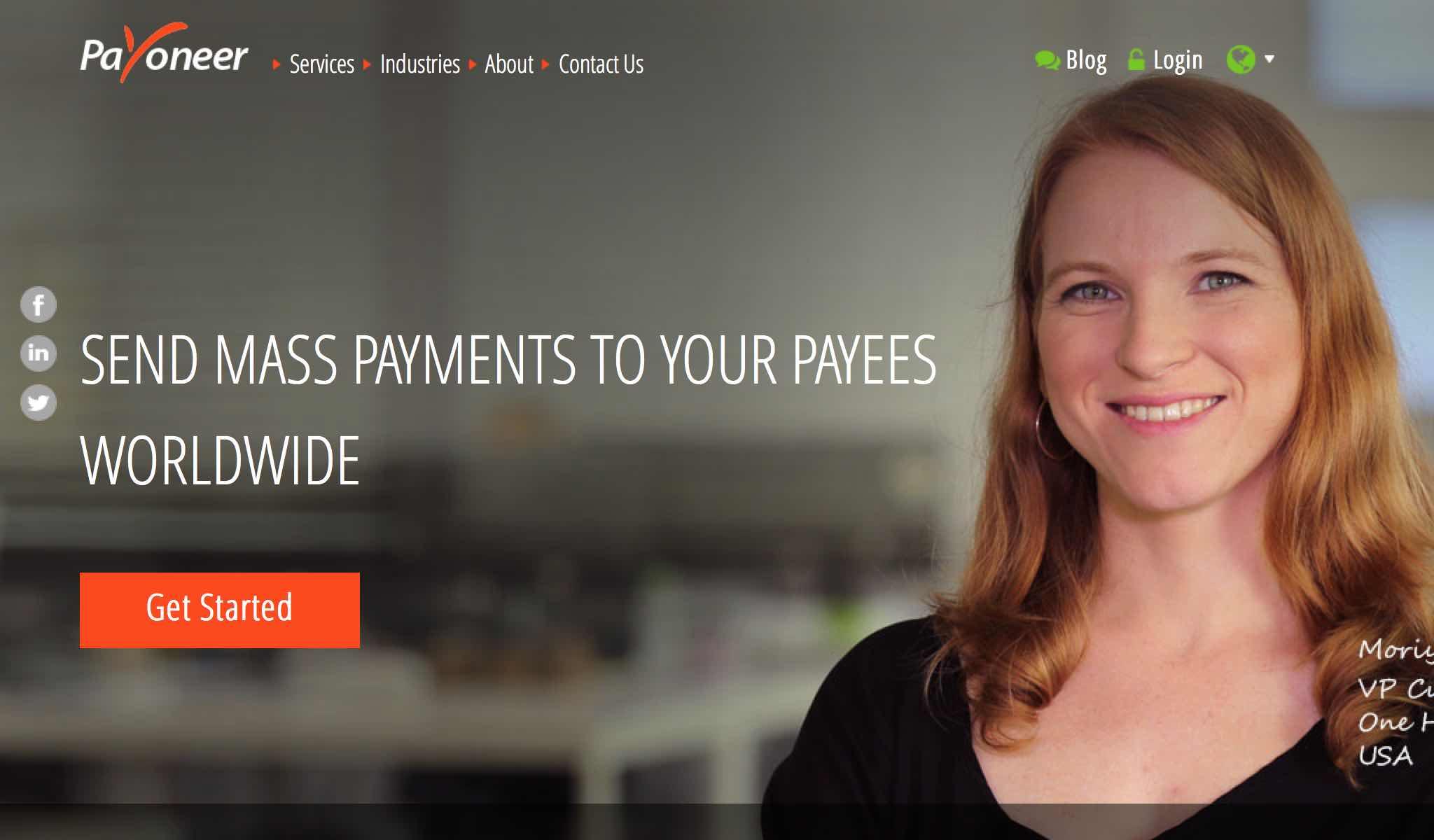 International Money Transfers | Payoneer USA