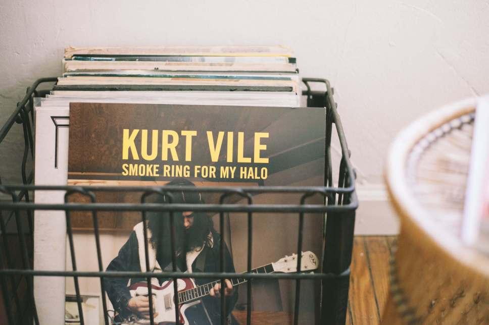 Kurt Vile's Smoke Ring for My Halo