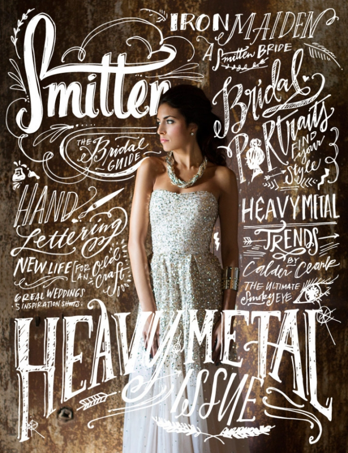 Smitten Magazine's 9th Issue