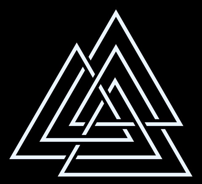 symmetric-triangles