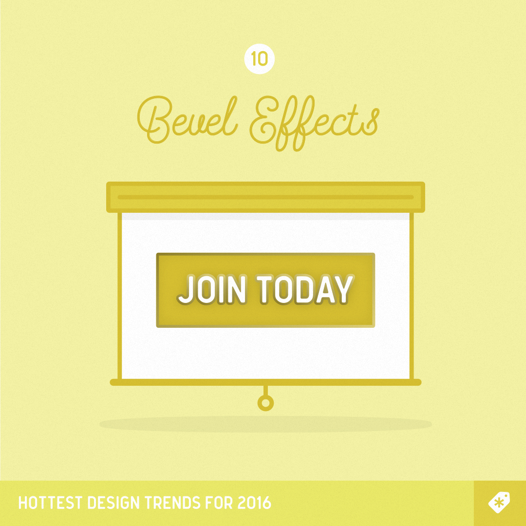 April-Fools_10-Design-Trends_10-Bevel-Effects