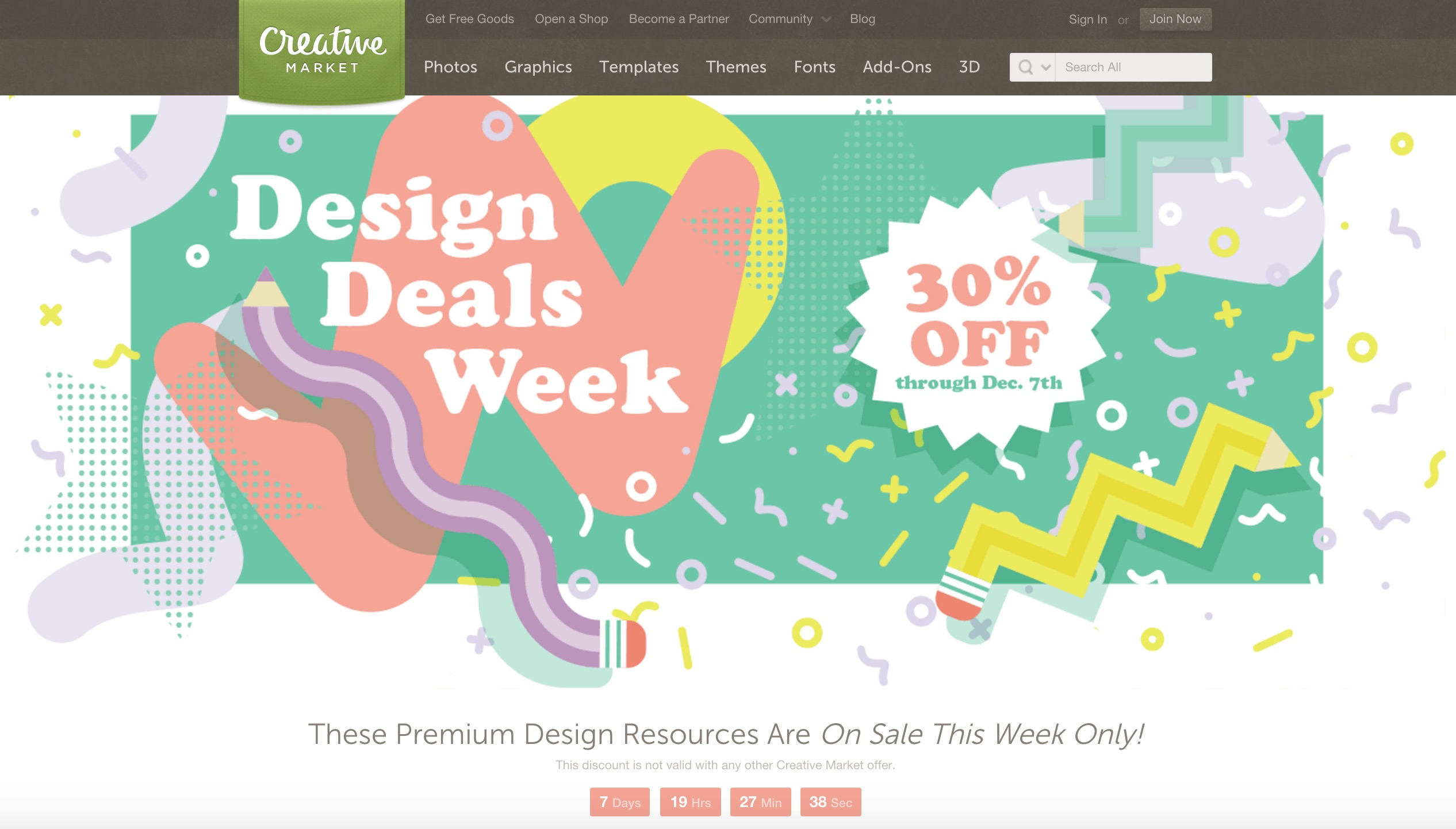 diseño web de CreativeMarketing.com