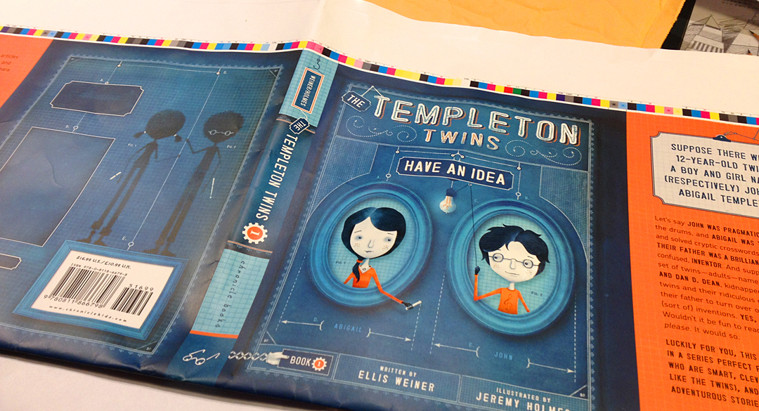 30 incredibly unique book covers how to recreate them creative the templeton twins fandeluxe Image collections