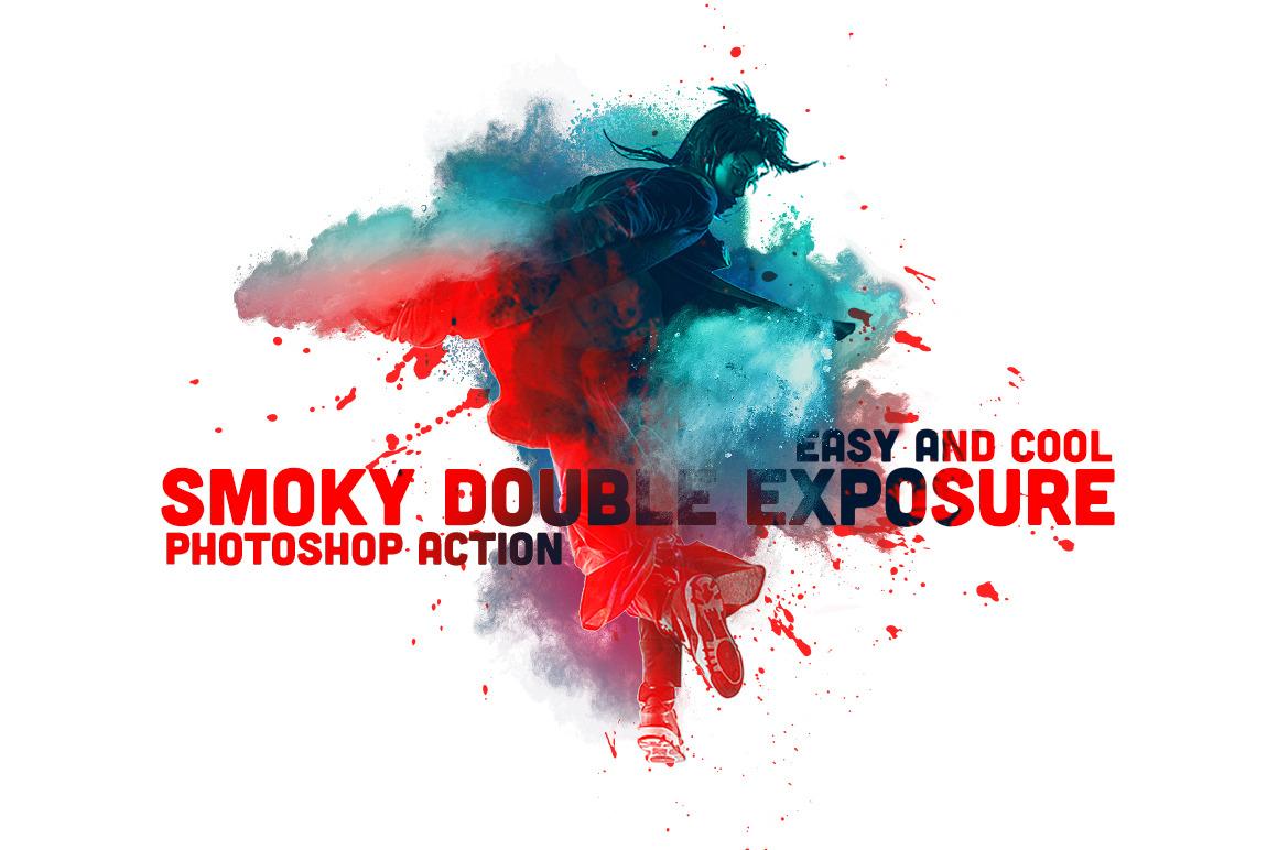 Smoky Double Exposure Kit