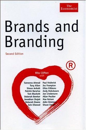 Brands and Branding (Economist Books)