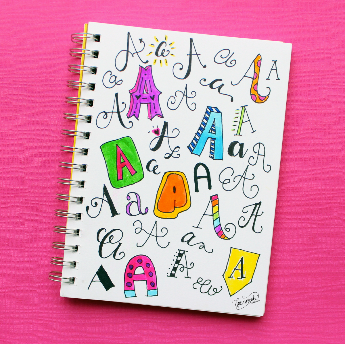 Lettering-Exercise-1