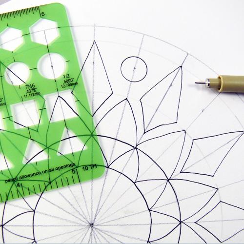Mandala-Draw