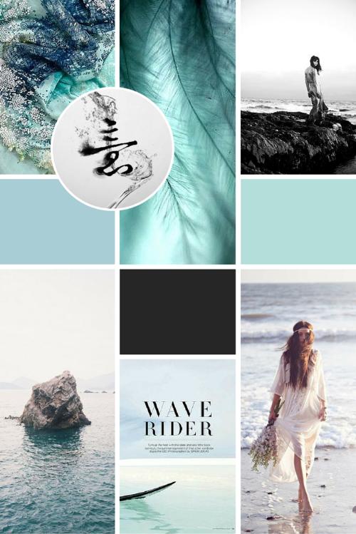 Branding Moodboard for Olivia Bossert Photography