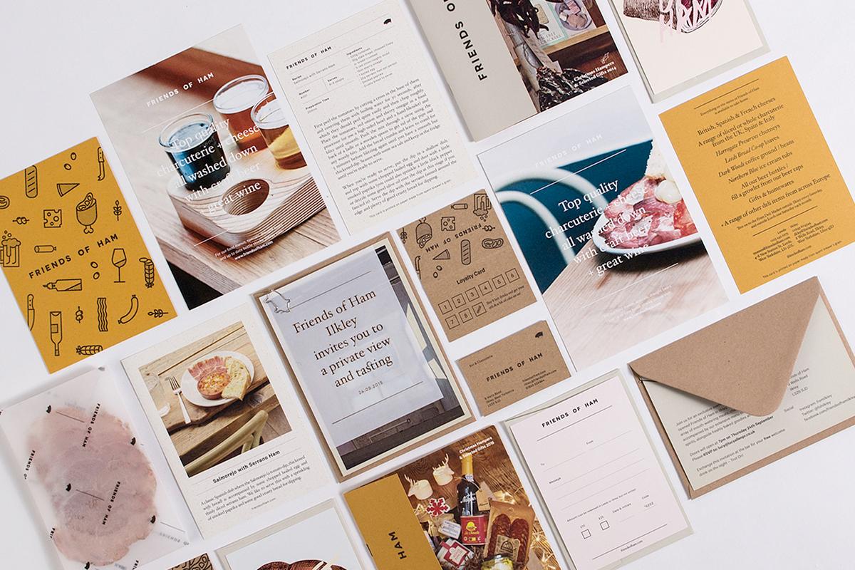 Branding & Packaging for Friends of Ham by Passport