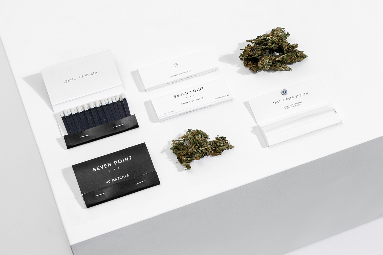 Branding & Packaging for Seven Point by La Tortilleria
