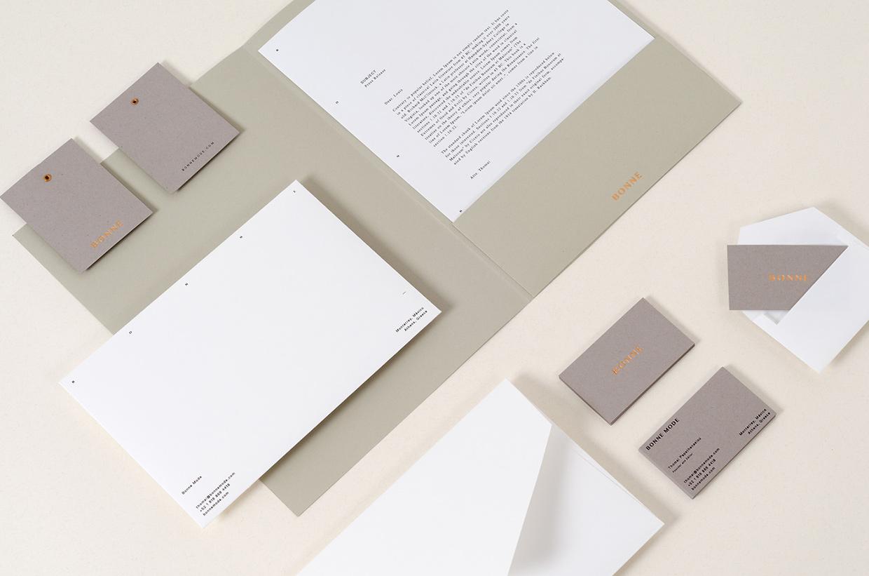Branding for B O N N E by Studio XL