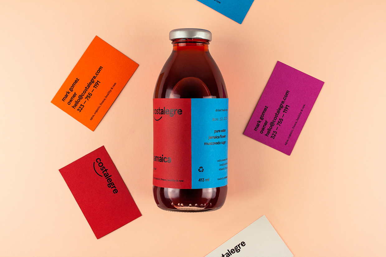 Costalegre. Branding & Packaging by Made Office