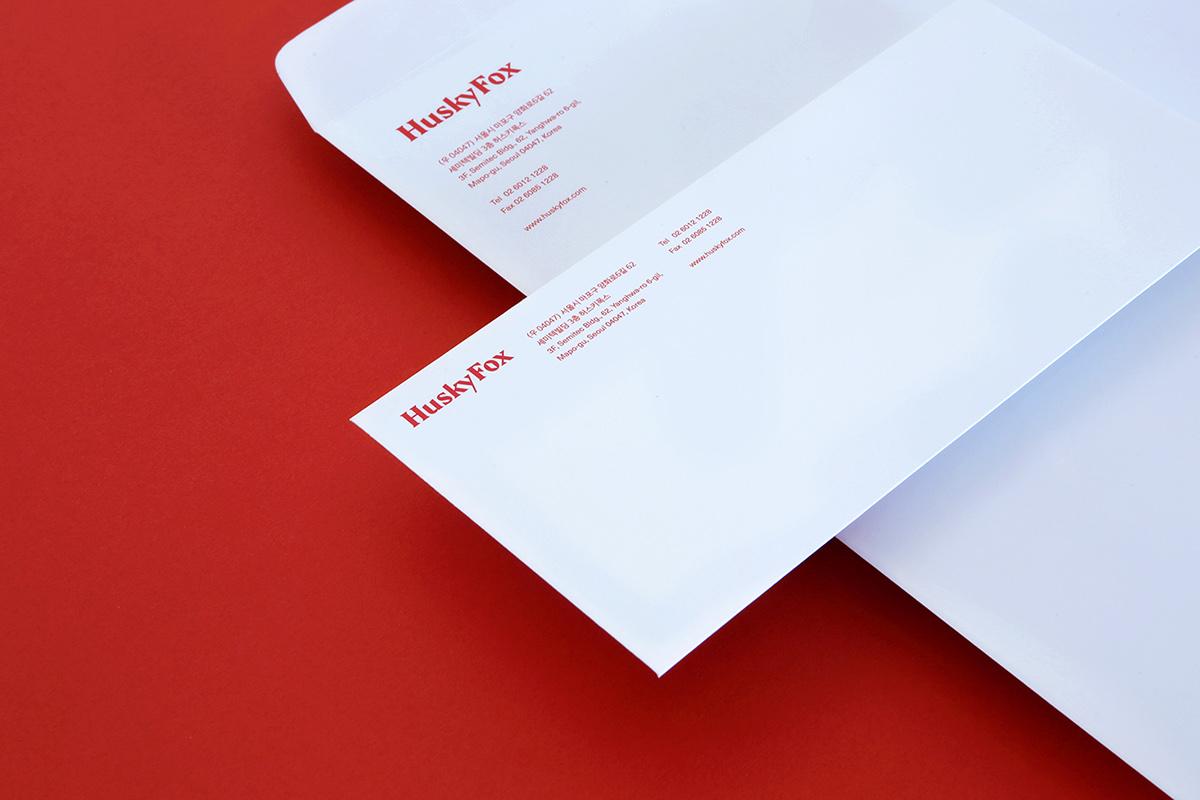 HuskyFox Studio Corporate Identity