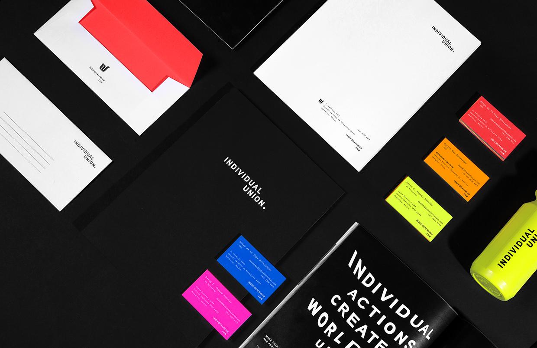 Individual Union Branding by Parámetro Studio