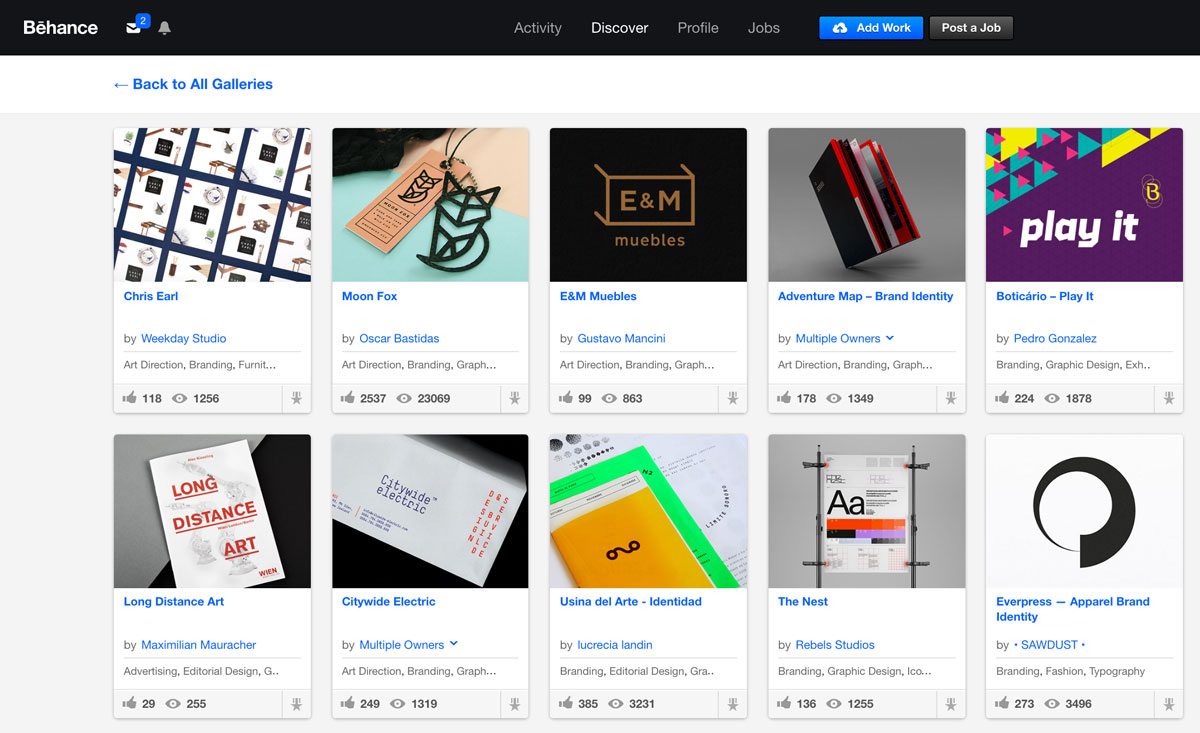 Logo-Inspiration-Sites-Behance