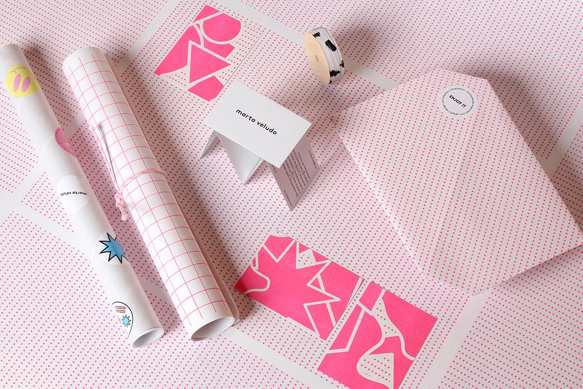 MV Studio Branding by Marta Veludo